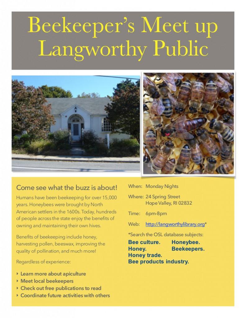 Beekeeper's Meetup